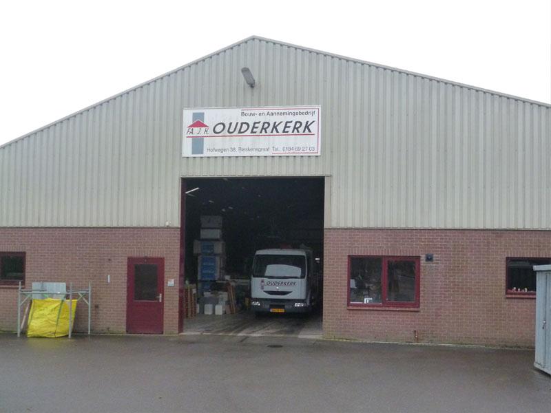 Ons bedrijf J.H. Ouderkerk